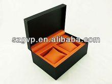 hot sale fashion watch jewel ring box case