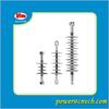 Silicon rubber polymer long rod hv insulator 12kV,24kV,36kV for biding and tendering