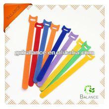 colorful environmental decorative velcro plant tie