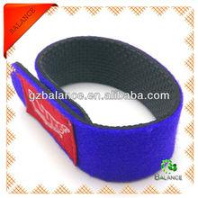 vecro ski belt for sports equipment