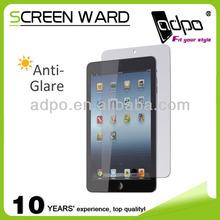 For ipad mini screen protector antiglare Lcd touch screen cover