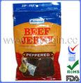 Personalizado estéril de plástico sacos de alimentos