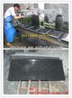 Polished Black basalt G684(stable color)
