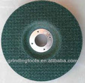 t42 oem de china de abrasivos de pulido de la rueda para el vidrio y la piedra