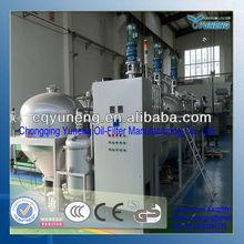 Yuneng manufaturer providing you the best Oil Purification Solutions