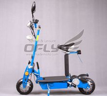 Best Selling CE Approved New Foldable 500W electric moped in big tire
