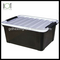 Plastic Storage Case with Handle Wheels for Sale