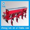 4-row corn planter machine with tractor