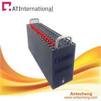 hotsale 16 ports rs232 gsm modem with siemens tc35i module