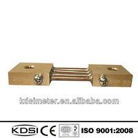 current shunt 250a 60mv dc filter shunt capacitor