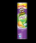 Pringles, Reduced Fat Sour Cream & Onion 169gr. Potato Chips