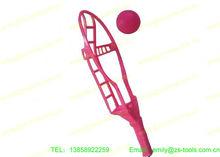 Wham-O Trac Ball Racket Game/splat ball toy