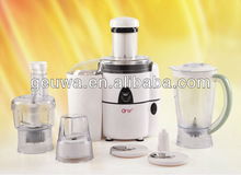 hot sale 6 in 1 vegetable chopper grinder with mincer mill blade KD-383C