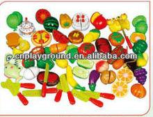 (HB-19106) 2013 MOST POPULAR KINDERGARTEN WHOLESALE CHILD TOY FRUIT PLASTIC