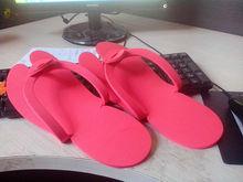 EVA slipper/Disposable Slippers/flip flops for hotel,beauty salon