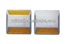 High Brightness Cast Aluminum Road Studs