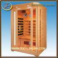 Hierro fundido estufa estufa de leña y sauna