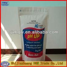 Soda ash Sodium carbonate