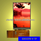 .5 inch sunlight readable LCD module with full viewing angle and touch panel