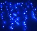 cascada de fibra óptica cortina de luz