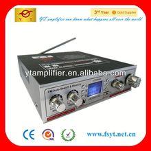 12Vplastic box loudspeaker YT-K06 with lED display