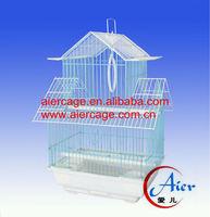 pet shop bird cage pendant pvc bird breeding cages