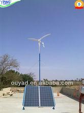 1000w 48v imán permanente generador de viento