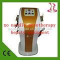 Lx-w0066 portátil mesoterapia sem agulhas/ampolas para solução de mesoterapia