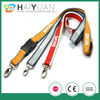 Customized cute printed 100% polyester pretty lanyards