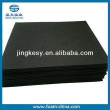 Anti-static foam sheet material,closed cell packing foam fireproofing EVA foam
