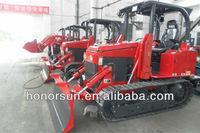 mini/small crawler bulldozer for farming