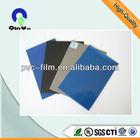"""PVC rigid 1"""" thick plastic sheet"""