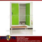 Staff locker/wardrobe/bench