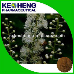 2.5%-8.0% Triterpene of Black Cohosh Extract