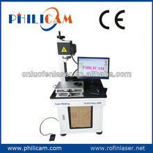 Small Portable Laser Marking Machine Fiber 20w