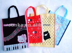 Colored laminated Non Woven Bag/Shopping Bag