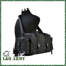 Military Tactical Black Box Camera Bag