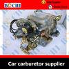High quality automobile gasoline engine carburetor for renault