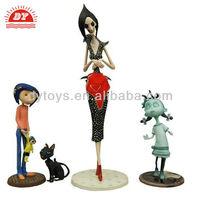 ICTI manufacture wholesale coraline doll