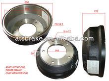 For DAIHATSU 4243187305000 brake drums sale