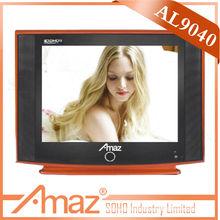black screen good quality Ethiopia promotion color tv with CO FCC CIQ SONCAP certificate
