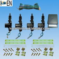 One Masters Control Three Slaves Car Central Locking System