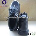 LMS-002 invierno climatizada Cuero Zapatos de vestir de los hombres