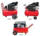 Italy ,petrol, electrical and two function (petrol and electrical) portable diesel engine driven air compressors