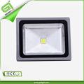 industrial ip65 de alta brillo al aire libre 10w bridgelux led de luz de inundación