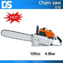 2013 Hot Sales 105cc 4.8kw 070 Chain Saw