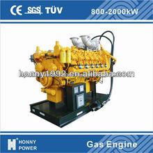 Biogas Engine Generator