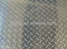 1.5mm anti-skid pedal pointer pattern aluminum checker plate
