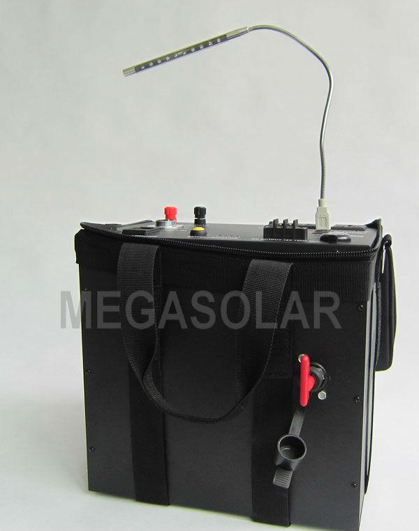 200w monocrystalline suntech solar panel 1000W Portable solar power system for Pakistan MS-1000PSS