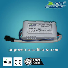 12W 240MA non-waterproof led driver of constant current